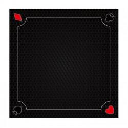 Tapis Multijeux : Noir (60 x 60 cm)