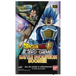 Booster Dragon Ball Super Card Game - Battle Evolution