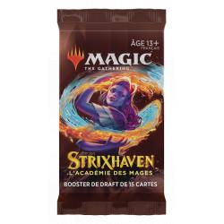 Booster Magic Strixhaven : L'Academie des Mages