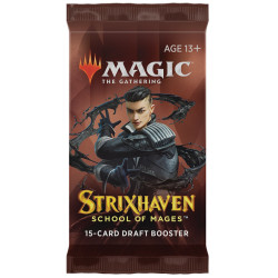 Booster Magic Strixhaven : School of Mages