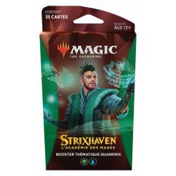 Magic Thème booster Strixhaven : L'Academie des Mages - Quandrix