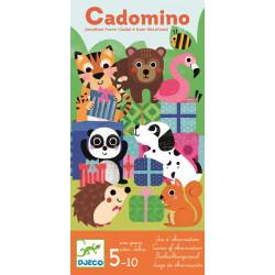 Jeux de société - Cadomino