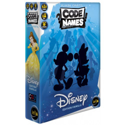 Jeux de société - Codenames Disney
