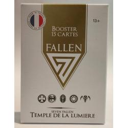 Booster de 15 cartes 7 Fallen : Temple de le Lumière