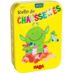 Jeux de société - Mini Rafle de Chaussettes