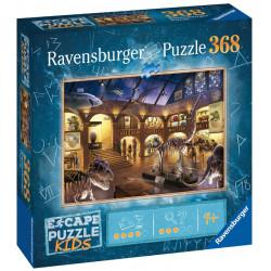 Jeux de société - Exit Puzzle : Une Nuit au Musée - 368 Pièces