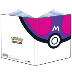 Portfolio A5 Pokemon 4 Cases Master Ball