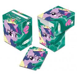 Deck box illustrée boite de rangement Ultra Pro My Little Pony - Sparkle