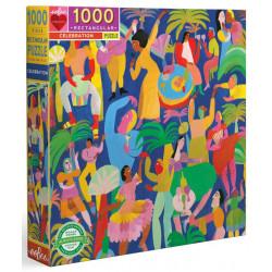 Puzzle Eeboo : Célébration - 1000 Pièces