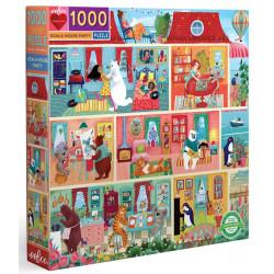 Puzzle Eeboo : La Fête des Koalas - 1000 Pièces
