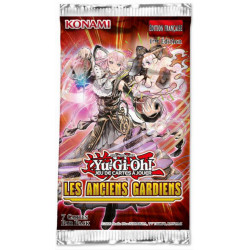 Booster Yu-Gi-Oh! Ancient Gardiens