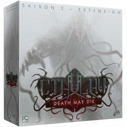 Jeux de société - Cthulhu : Death May Die - Saison 2