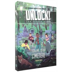 Unlock! Escape Geeks - Échappe-toi du Cimetière