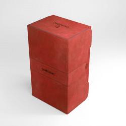 Gamegenic Deck Box Boite de rangement Stronghold 200+ Convertible - Rouge