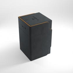 Gamegenic Deck Box Boite de rangement Watchtower 100+ XL Exclusive Edition - Black/Orange