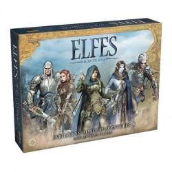 Jeux de rôle - Elfes - Kit d'initiation au Jeu d'Aventures dans les Terres d'Arran