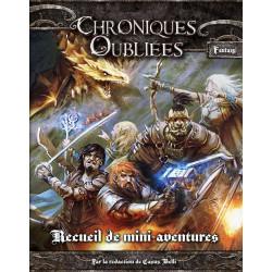 Jeux de rôle - Chroniques Oubliées : Fantasy - Recueil de mini-Aventures