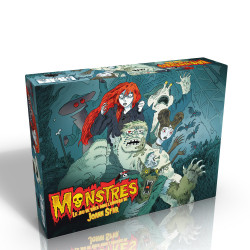 Jeux de rôle - Monstres : Boite d'Initiation au Jeu d'Aventures de l'univers de Joann Sfar