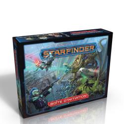 Jeux de rôle - Starfinder - Boite d'Initiation