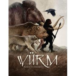 Jeux de rôle - Würm 2e Edition - Dossier de Personnage