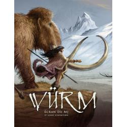 Jeux de rôle - Würm 2e Edition - Ecran du Maître