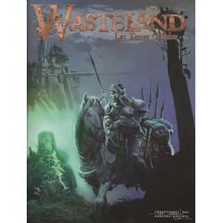 Jeux de rôle - Wasteland Les Terres Gâchées : Kit d'initiation