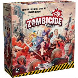 Jeux de société - Zombicide (Saison 1) - 2ème Edition