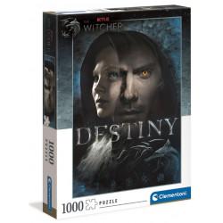 Puzzle Clementoni : The Witcher - 1000 Pièces