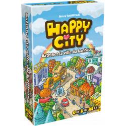 Jeux de société - Happy City