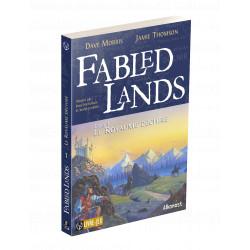 Livre Jeu : Fabled lands 1 : Le Royaume déchiré