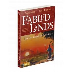 Livre Jeu : Fabled lands 2 : Les Richesses du Golnir