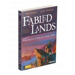 Livre Jeu : Fabled lands 3 : Par-delà la mer de sang noir