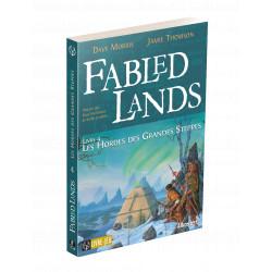 Livre Jeu : Fabled lands 4 : Les Hordes des Grandes Steppes