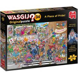 Puzzle Wasgij : Original 34 - Piece of Pride - 1000 Pièces