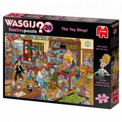 Puzzle Wasgij : Destiny 20 - Le magasin Toy Shop ! - 1000 Pièces