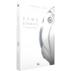 Time Stories - Occasion - Le Dossier Heiden - Le Roman