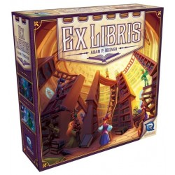 Jeux de société - Ex Libris