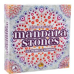 Jeux de société - Mandala Stones