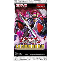 Booster Yu-Gi-Oh! La Cour du Roi boite complète