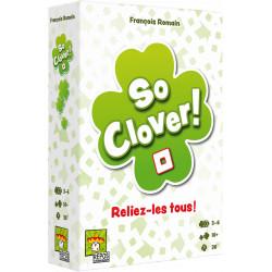 Jeux de société - So Clover !