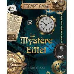 Escape Game Book - Le Mystère Eiffel