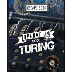 Escape Book - Opération Code Turing