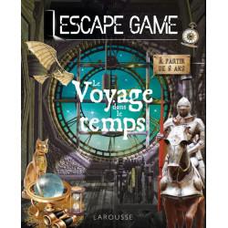 Escape Game Book - Le Voyage dans le Temps