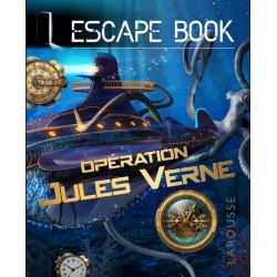 Escape Book - Opération Jules Verne