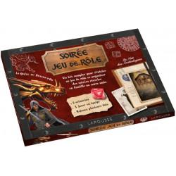 Jeux de rôle - Soirée Jeu de Rôle - La Quête du Dragon d'Or