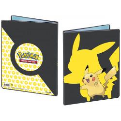 Portfolio A4 Pokemon 9 Cases Pikachu