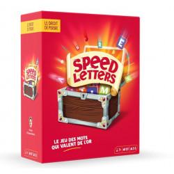 Jeux de société - Speed Letters