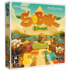 Jeux de société - Sobek - 2 Joueurs