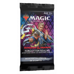 Booster d'extension Magic Dungeons & Dragon