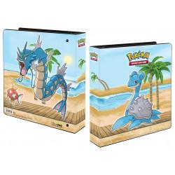Classeur Ultra Pro Pokémon - Gallery Series Seaside 2 - Lokhlass